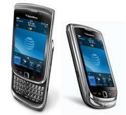 blackberry tourch 9800